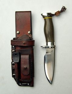 Martin's sheaths | But I really like the knife more!