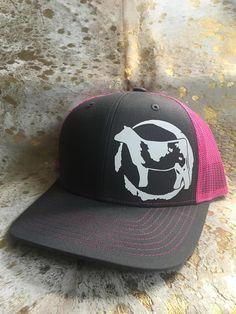 507e3ac0959 Show Heifer Neon Mesh Snapback Hat