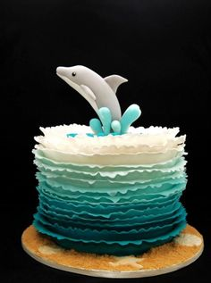 dolphin cake - Google Search
