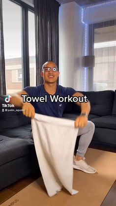 Basic Workout, Gym Workout For Beginners, Fitness Workout For Women, Low Impact Workout, Workout Videos, Wellness Fitness, Fitness Diet, Easy Workouts, At Home Workouts