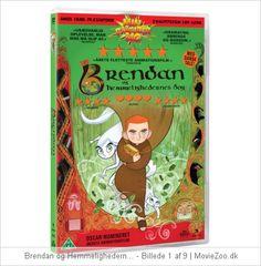 Brendan og Hemmelighedernes Bog - EAN: 5709165294426 - Køb DVD film på MovieZoo.dk