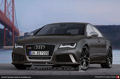 RS7 in the works????