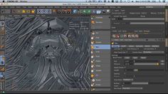 Three Different Ways To Control Hair In Cinema 4D on Vimeo