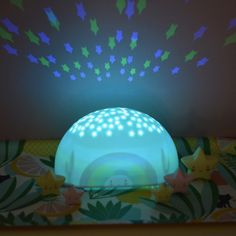 veilleuse projecteur d'étoiles A little lovely company - deco-graphic.com