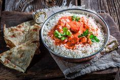 RECEPT: Kuracie Tandoori na cibuľke s ryžou via @akademiakrasy