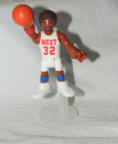 Fisher Price IMAGINEXT Collectible, Blind Bag Basketball Player, Series 4 #FisherPrice