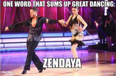 well, I would say Val & Zendaya ;)