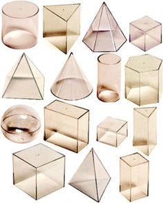 clear shapes