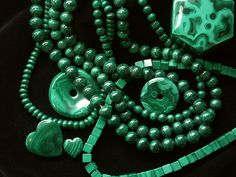 Malachite from Zaire