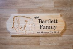 This is a custom made sign for weddings or a hunting shed! Please PM us if you…