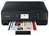 #9: Canon Office Products PIXMA TS5020 BK Wireless color Photo Printer with Scanner & Copier Black - phones (http://amzn.to/2cumGsb) printers (http://amzn.to/2cunwoO) shredders (http://amzn.to/2bXf0y6) projectors (http://amzn.to/2ch8mil) scanners (http://amzn.to/2bMXiIv) laminators (http://amzn.to/2ch9P8C)