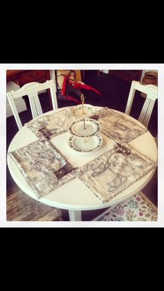 Beautiful place mats available in a range of colours, Place Mats, Beautiful Places, Sweet Home, Range, Colours, Table Decorations, Furniture, Home Decor, Cookers