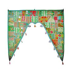 46x42 Huge Decorative Door Valance Indian wall by BeingGypsy, $49.99