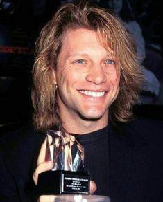 #Jonbonjovi #rock #90's #smile #beautiful #lovely