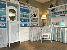Craft Room Makeover for under $100.00 with Angela