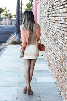Thassia Naves - Gorgeous shirt - love the back