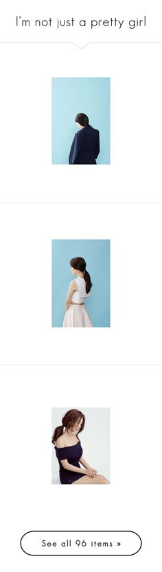 """""""I'm not just a pretty girl"""" by maybones ❤ liked on Polyvore featuring accessories, kim so eun, dresses, tops, short dresses, mini dress, white dresses, short white dresses, white mini dress and shoes"""