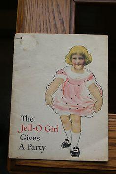 Love vintage cookbooks :)