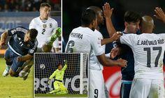 Copa America 2015 LIVE - Argentina vs Uruguay