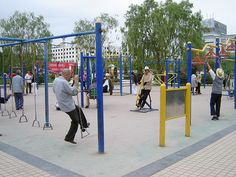 Adult Size Playgrounds, yea please!!!!!
