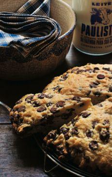 Pão rápido de chocolate - Receitas - GNT