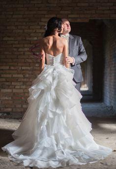 Allure Bridals Style: 8862 - Wedding Photography: Maciej Lozinski