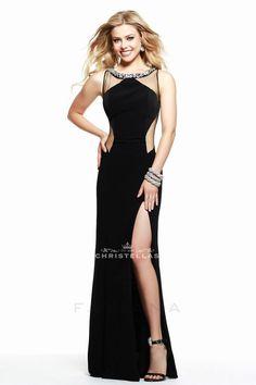 6ddaa767c2b Prom Dresses · Allure with sheer mesh illusion! Faviana 7544 Dress    358 -  Shop the look at