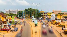 Un jour ordinaire à Cotonou, capitale du Bénin (Crédit Photo Mayeul Akpaoui)