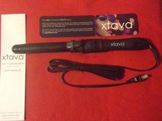Katrina's Review Blog: XTAVA Professional Auto Rotating Curling Iron Review #rotatecurl