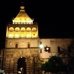 Porta Nuova by Night - Palermo - Sicily