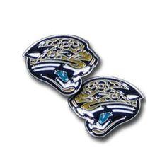 Jacksonville Jaguars Earrings