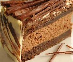 Crema de Chocolate para rellenar tortas Frosting Recipes, Cake Recipes, Dessert Recipes, Choco Chocolate, Chocolate Desserts, Cake Cookies, Cupcake Cakes, Cake Fillings, Fondant