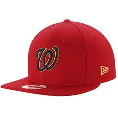 789a29cbb9a Men s Washington Nationals Bryce Harper New Era Red 9FIFTY Adjustable  Snapback Hat Bryce Harper