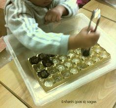 Mes débuts avec la pédagogie Montessori ...
