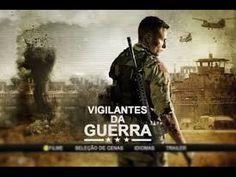 FILME VIGILANTES DA GUERRA - Completo Dublado