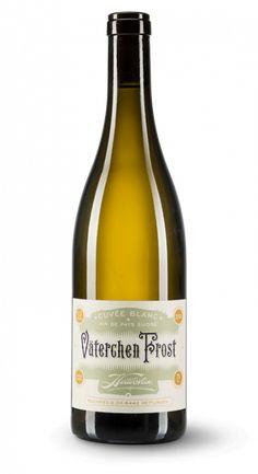 Väterchen Frost Cuvée Blanc 2019 - HerterWein | flaschenpost.ch Sauvignon Blanc, Pinot Noir, Mendoza, White Wine, Drinks, Bottle, Hamster Wheel, Wine, Small Boxes