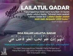 Mengejar 10 malam terakhir ramadhan