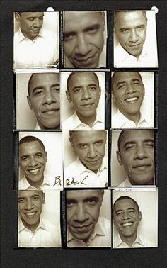 Barack Obama Cover Story. Men's Health magazine. Photographer: Frank Ockenfels #famous_people #photobooth #president