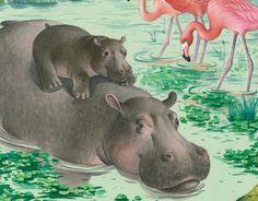 """""""Hippopotamus"""""""