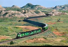 RailPictures.Net Photo: BN 2759 Burlington Northern Railroad EMD GP39E at Sully Springs, North Dakota by Mike Danneman
