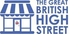 Does West Sussex have a 'Great British High Street'? Logo Branding, Logos, High Street Brands, Great British, Competition, The Incredibles, Digital, Business, Celebrities