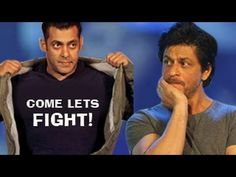 Salman Khan & Shahrukh Khan FIGHT over reality show- According to the latest buzz Dabangg superstar Salman Khan will soon be back on the small screen as a reality show host and no its not for bigg boss this time but for a kid based reality show.