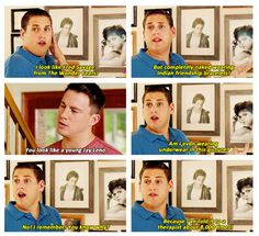 21 Jump Street I could not love this movie anymore than I already do!!
