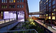 New York High Line abre al público,© Iwan Baan