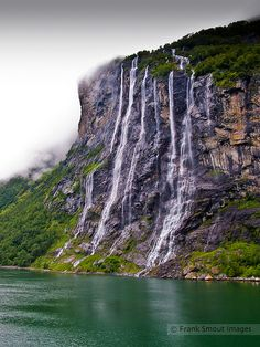 The Seven Sisters  waterfall