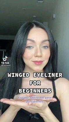 Edgy Makeup, Makeup Eye Looks, Natural Makeup Looks, Cute Makeup, Pretty Makeup, Makeup Tutorial Eyeliner, Makeup Looks Tutorial, Eyebrow Makeup, Skin Makeup