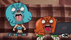 amazing world of gumball funny faces Funny Cartoon Faces, Cartoon Memes, Cartoon Pics, Meme Faces, Funny Cartoons, Disney Wallpaper, Cartoon Wallpaper, Reaction Pictures, Funny Pictures