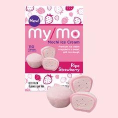 Mochi Ice Cream is the tastiest snack ever! #MyMoMochiIceCream #HowDoYouMochi #ad