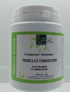 Belle ET BIO Tribulus Terrestris X 200 Gélules | eBay