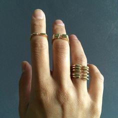 Fay Andrada Rako rings